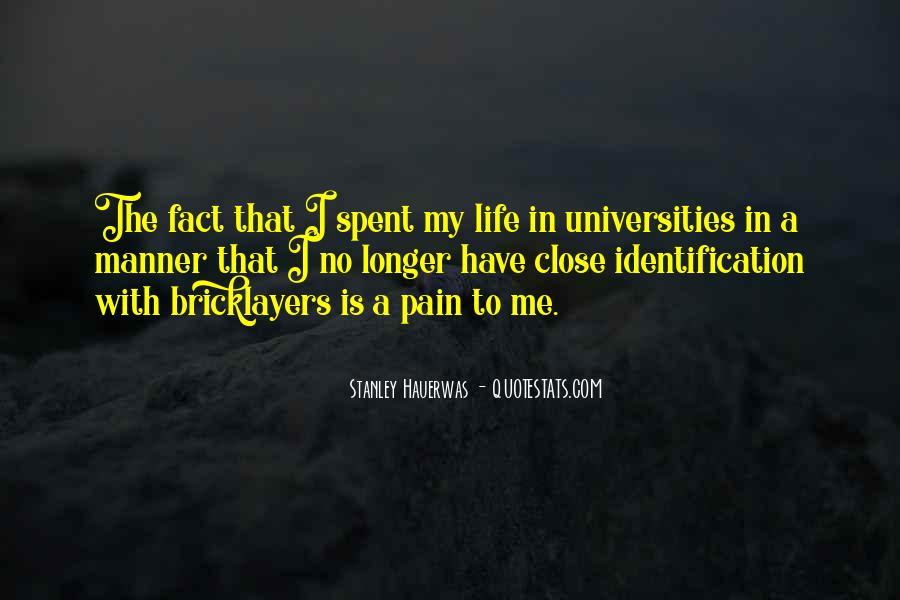Stanley M Hauerwas Quotes #25201