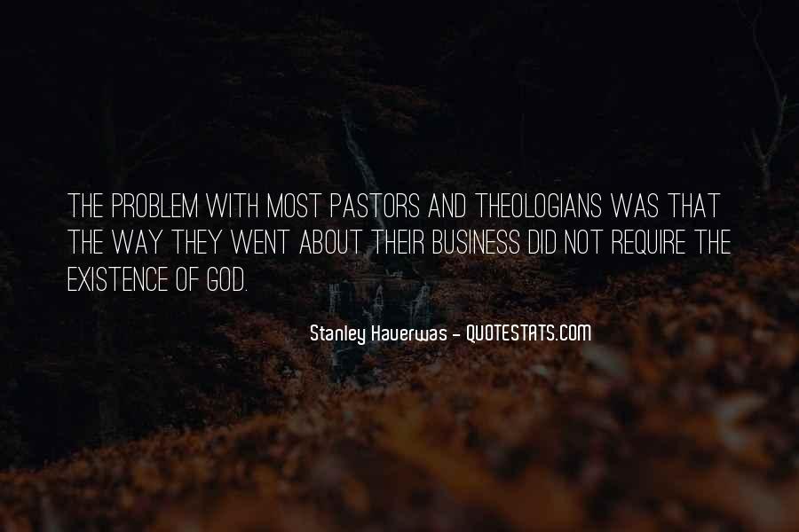 Stanley M Hauerwas Quotes #70286