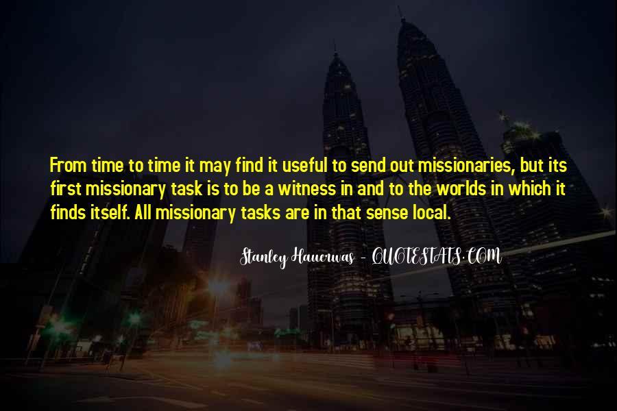 Stanley M Hauerwas Quotes #79303