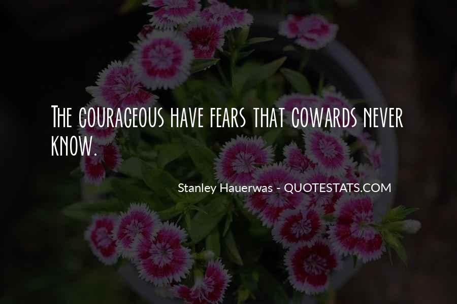 Stanley M Hauerwas Quotes #84132