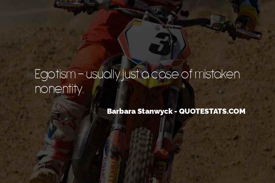 Stanwyck Quotes #152654