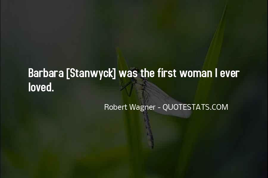 Stanwyck Quotes #696758