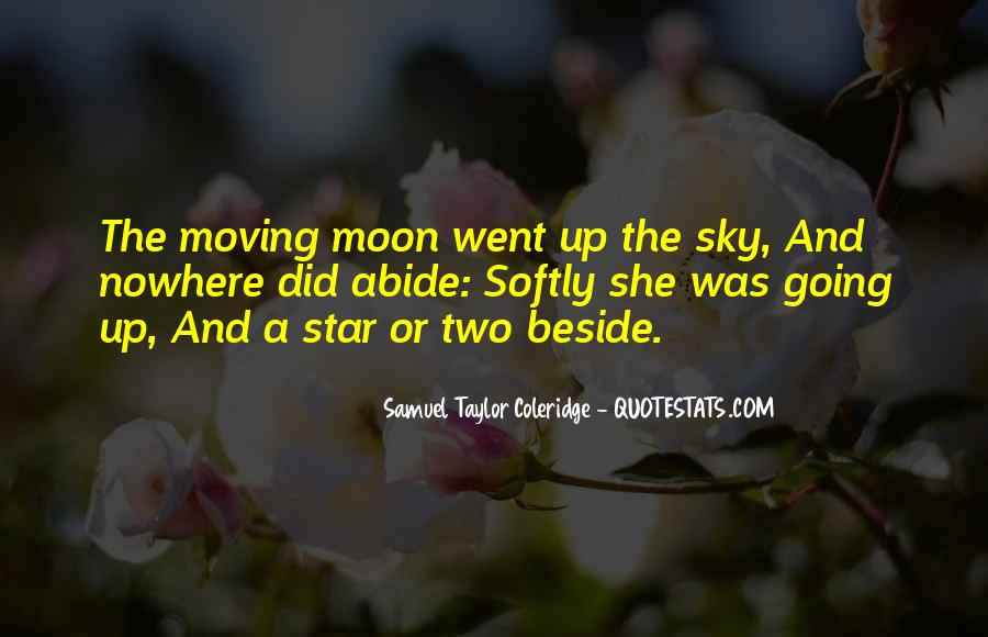 Star And Moon Quotes #1244939