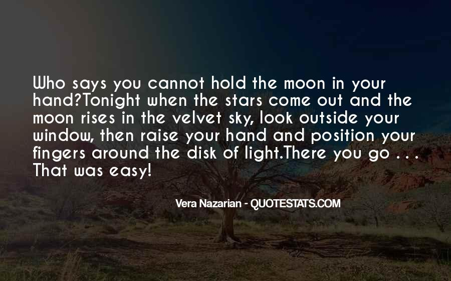 Star And Moon Quotes #1283962