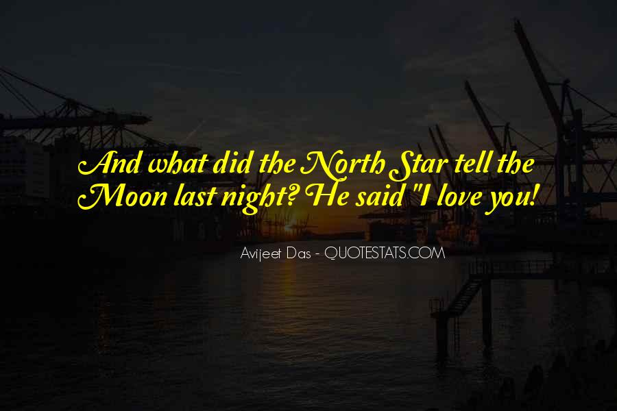 Star And Moon Quotes #1353023