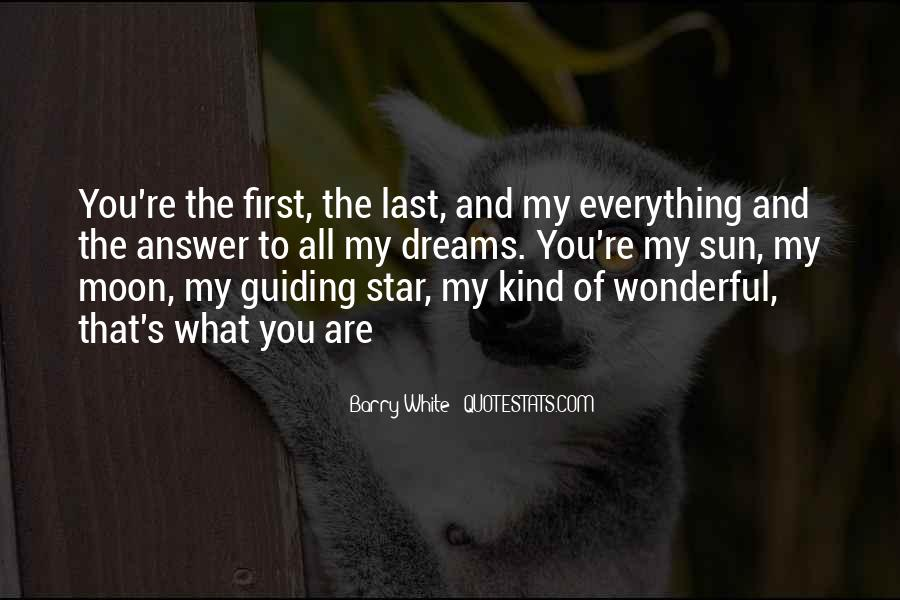 Star And Moon Quotes #311404