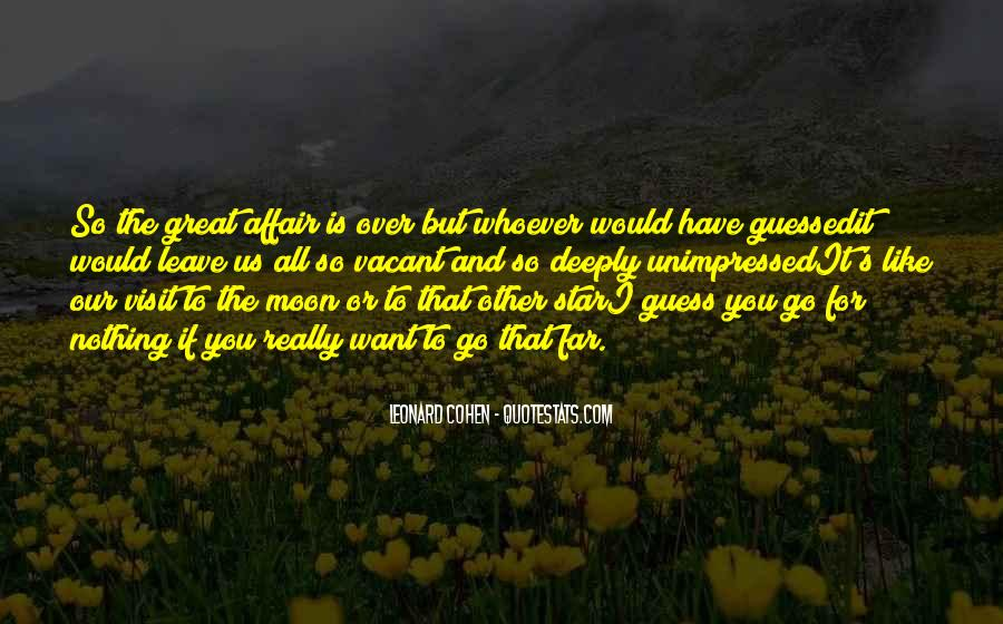 Star And Moon Quotes #35723