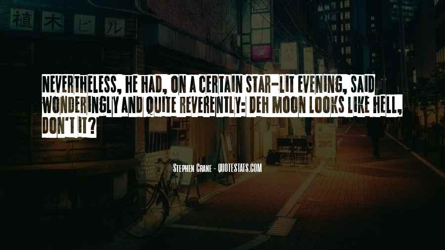 Star And Moon Quotes #446172