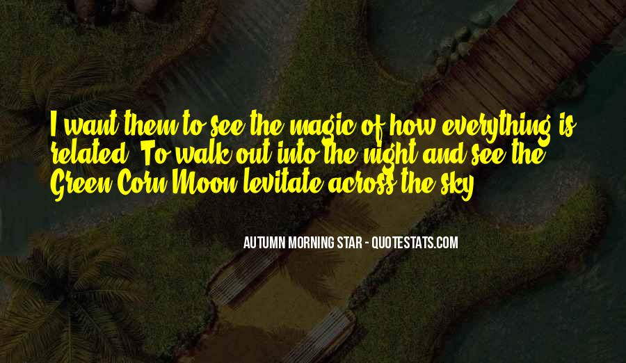 Star And Moon Quotes #819547