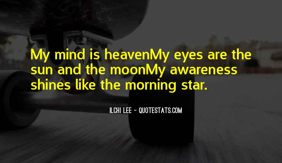 Star And Moon Quotes #91099