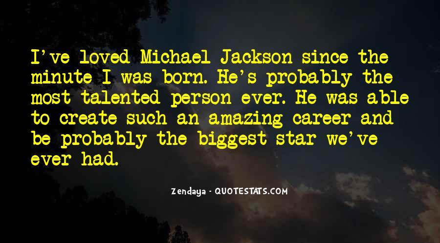 Star Born Quotes #1551311