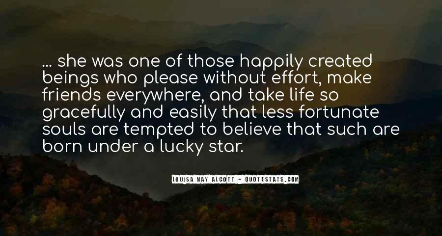 Star Born Quotes #1593804
