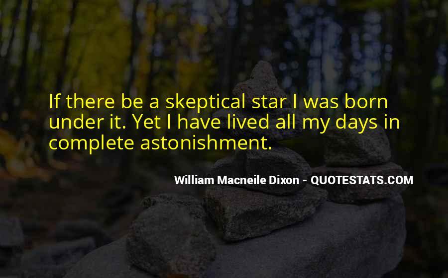 Star Born Quotes #1811039