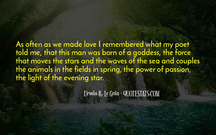 Star Born Quotes #1834133