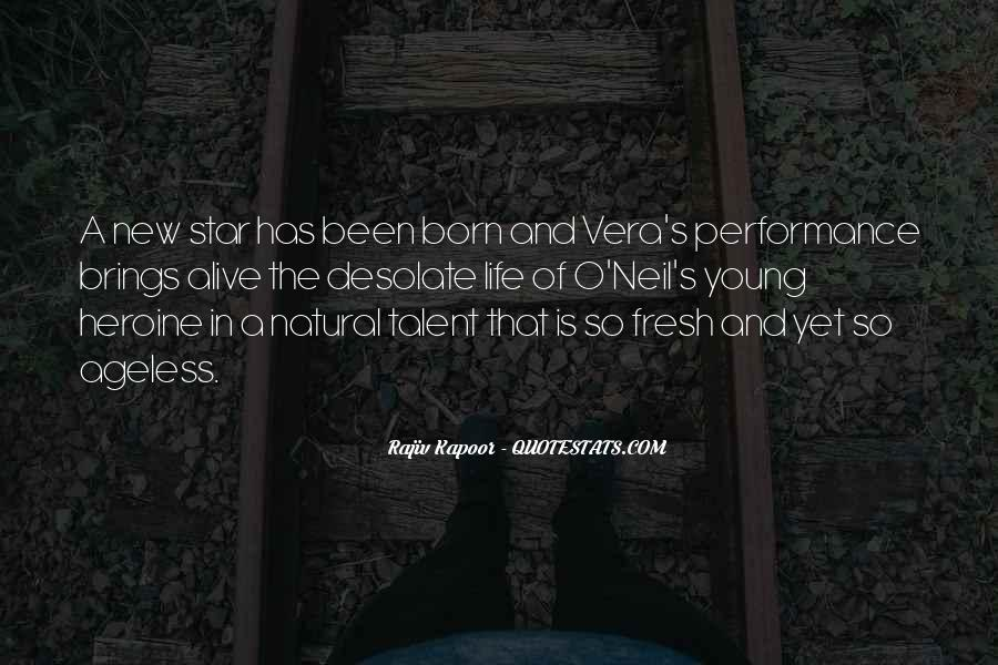 Star Born Quotes #253564