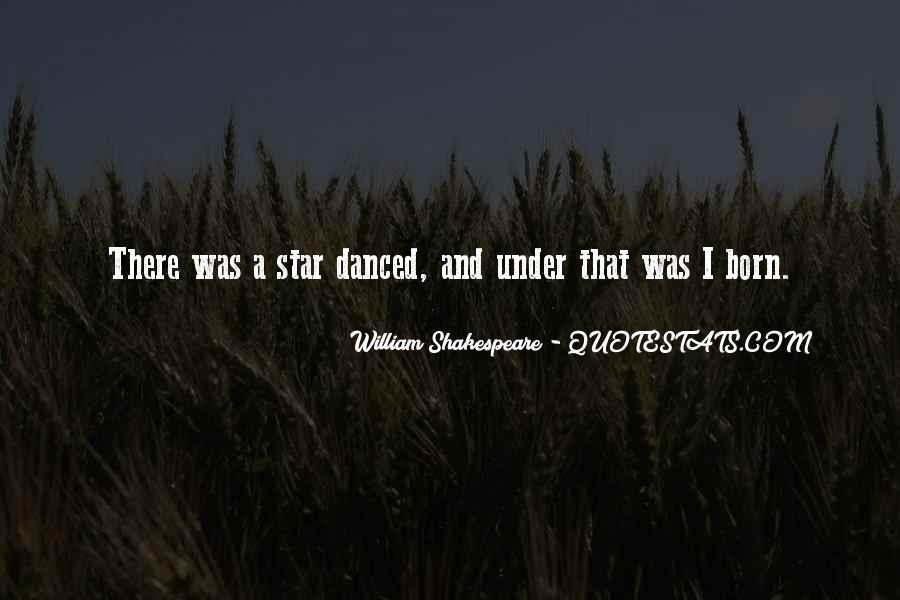Star Born Quotes #314872
