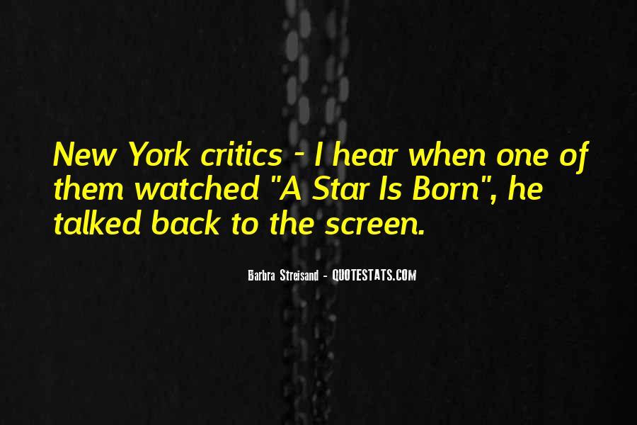 Star Born Quotes #662757