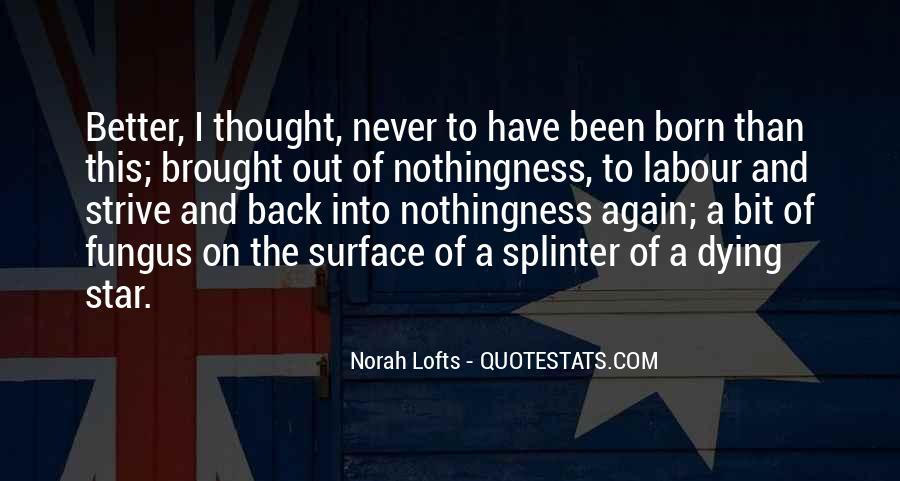 Star Born Quotes #765740