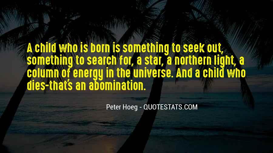 Star Born Quotes #77021