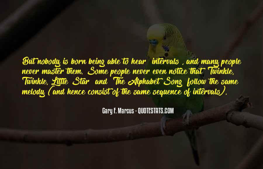 Star Born Quotes #80621