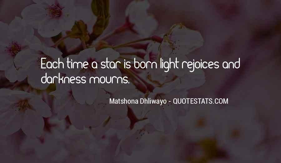 Star Born Quotes #902690