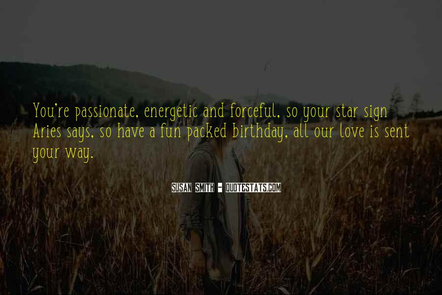 Star Sign Love Quotes #766327