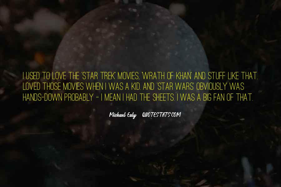 Top 35 Star Wars Fan Quotes: Famous Quotes & Sayings About ...