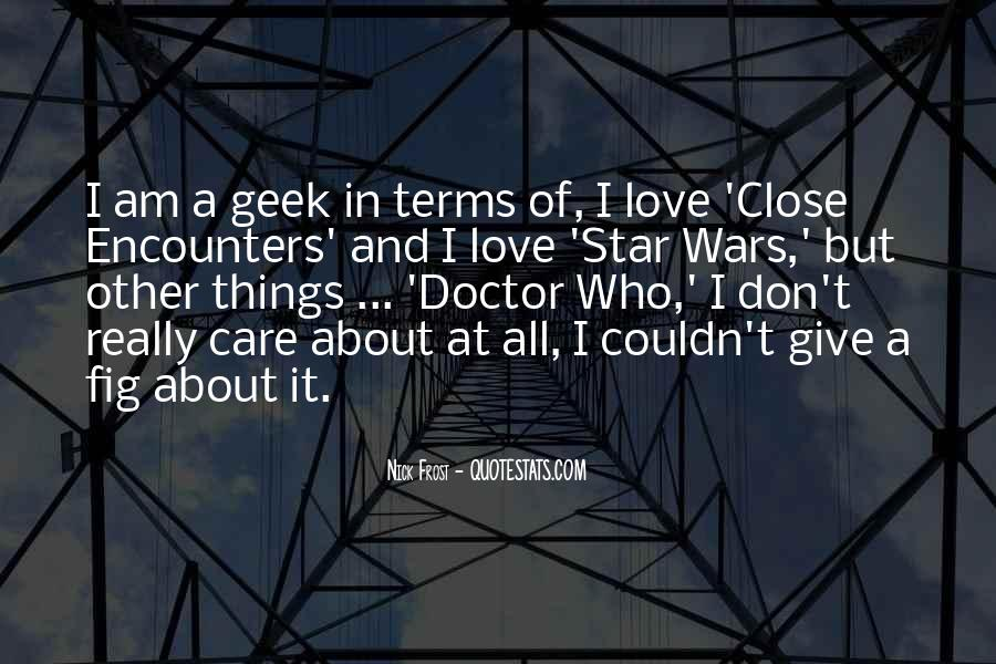 Star Wars Love Quotes #1017623