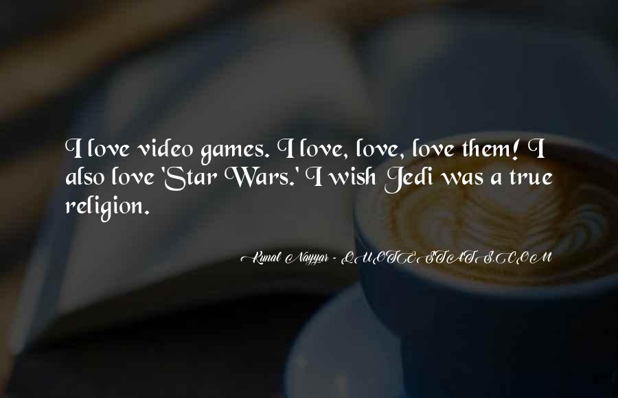 Star Wars Love Quotes #1138061