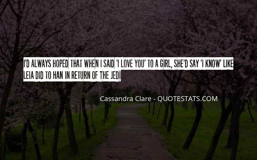 Star Wars Love Quotes #401769