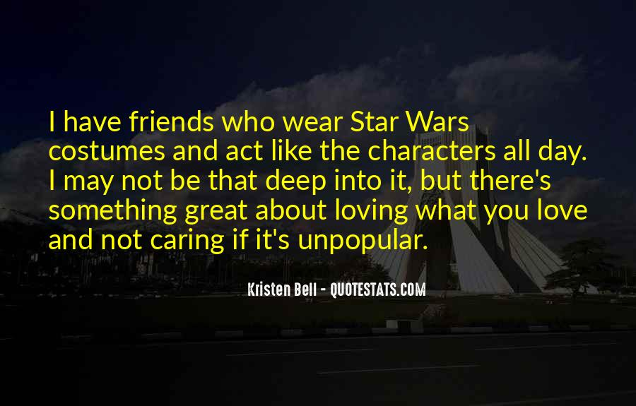 Star Wars Love Quotes #455174
