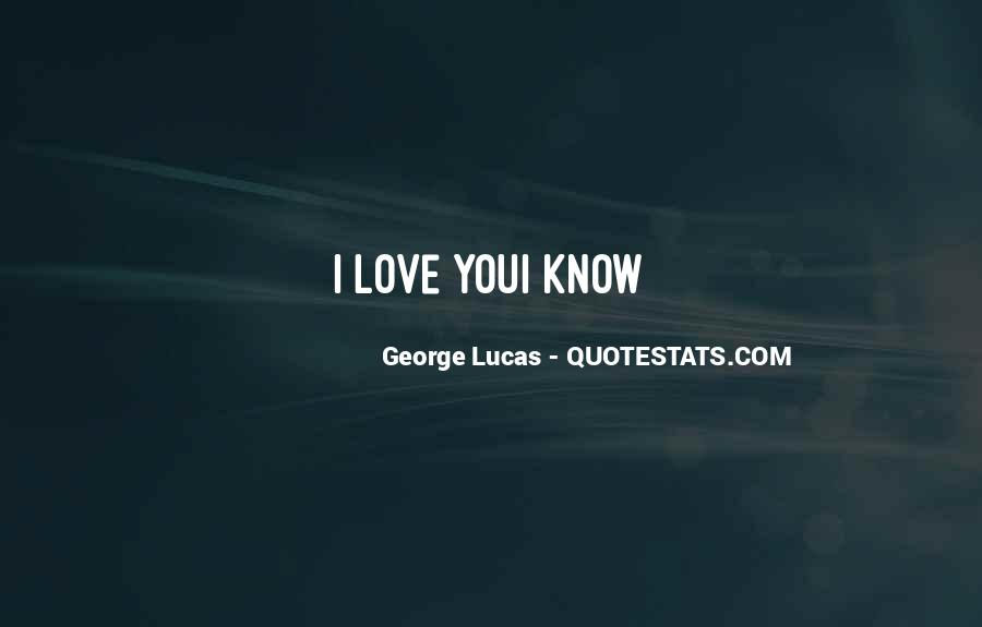 Star Wars Love Quotes #821095