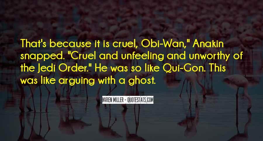 Star Wars Obi Wan Quotes #638861