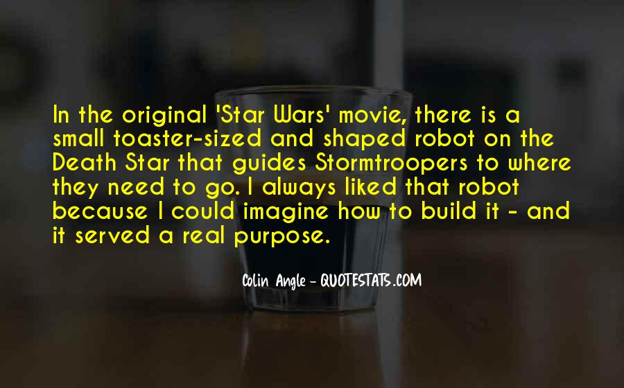 Star Wars Robot Quotes #500239