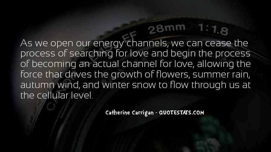Quotes About Autumn Rain #1804758