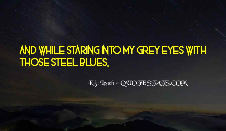 Staring Into Her Eyes Quotes #288006