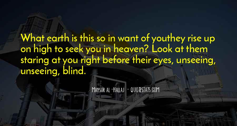 Staring Into Her Eyes Quotes #339150