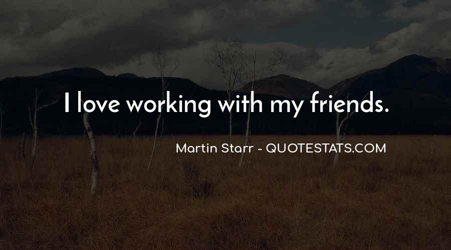 Starr Quotes #190852