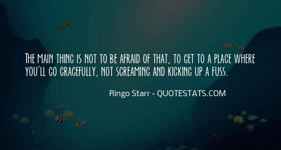 Starr Quotes #329170