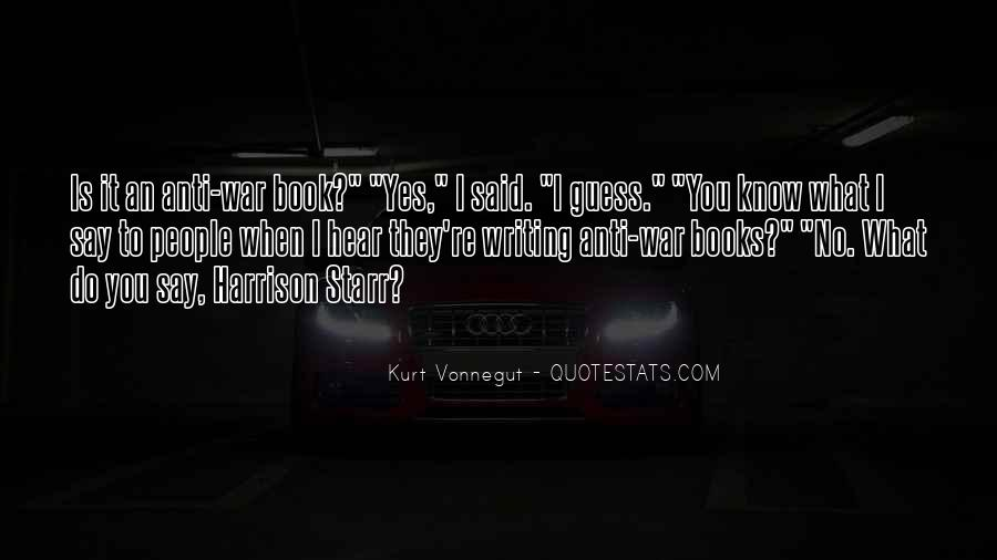 Starr Quotes #417014