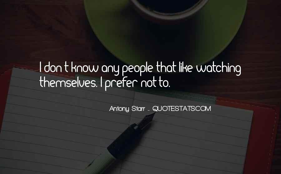Starr Quotes #460998