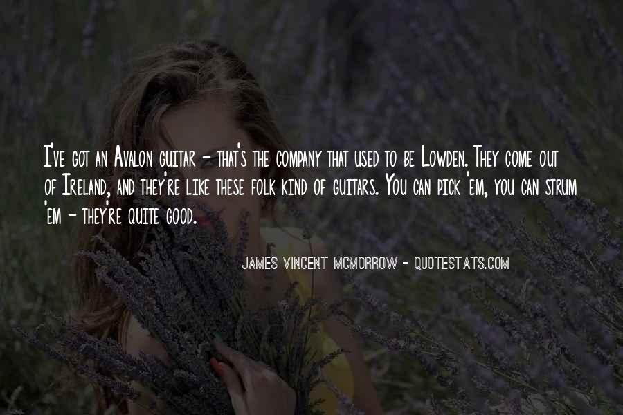Quotes About Avalon #1793917