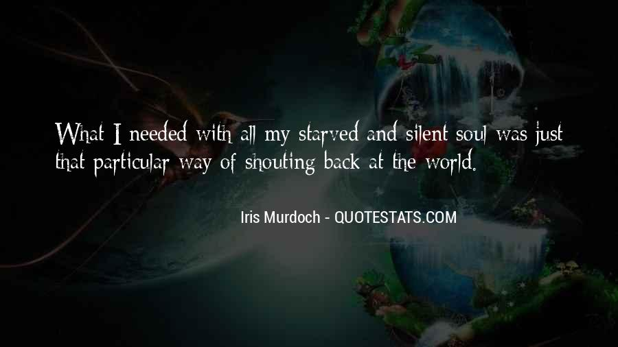 Starved Quotes #125411