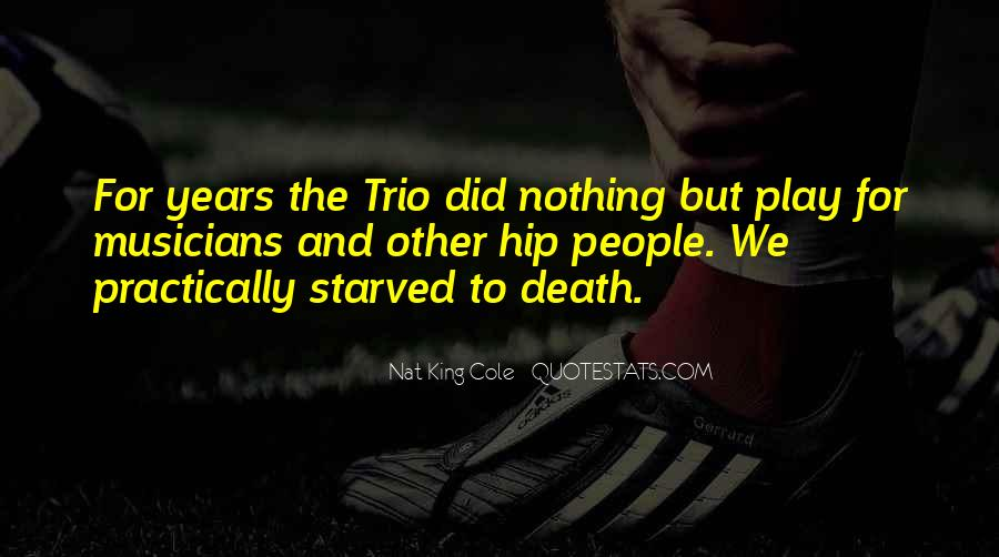 Starved Quotes #22108