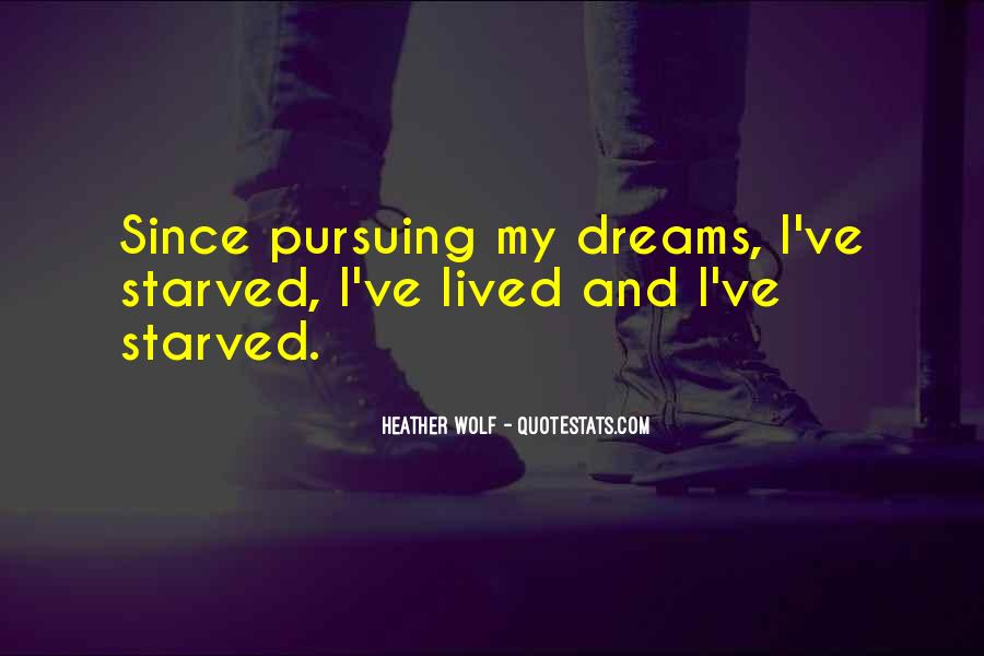 Starved Quotes #297760