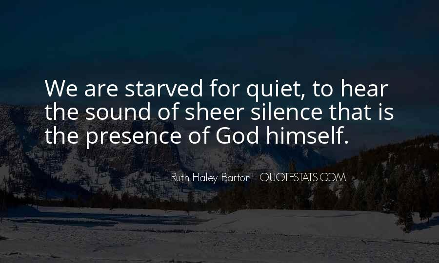 Starved Quotes #427017