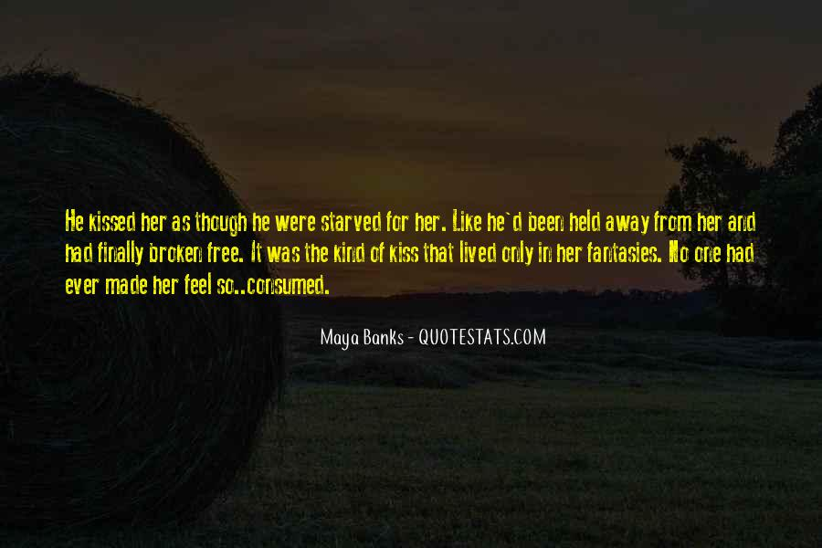 Starved Quotes #6600
