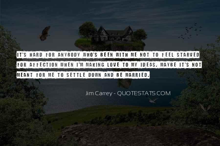 Starved Quotes #671869