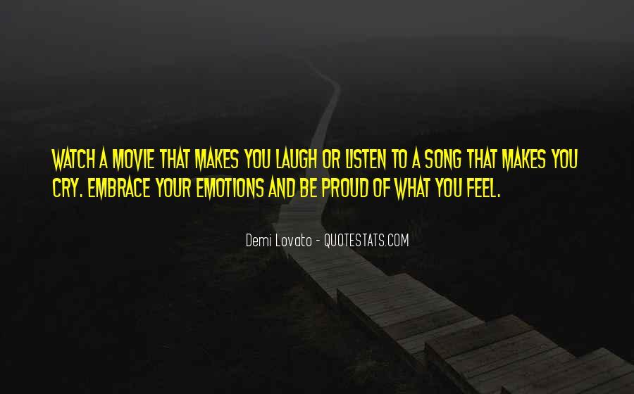 Quotes About Demi Lovato #106387