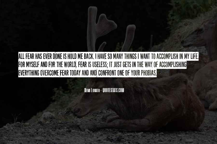Quotes About Demi Lovato #120464